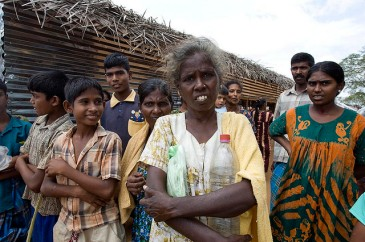 UN Photo - IDP Camp in Sri Lanka